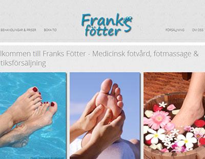 Franks Fötter (gamla versionen)