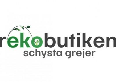 Rekobutiken Logotyp