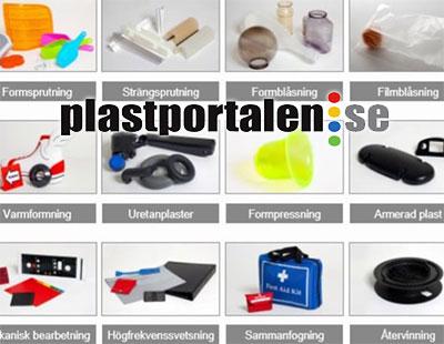 Plastportalen – sökmotor & filter