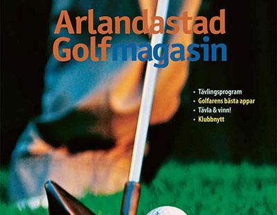 Arlandastad Golfmagasin #1