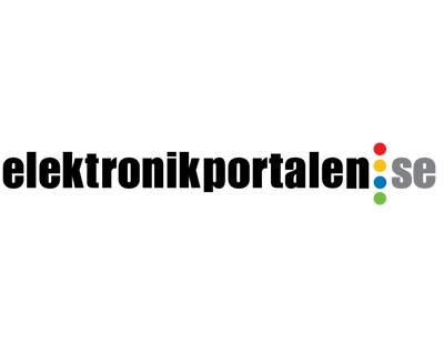 Elektronikportalen Logotyp
